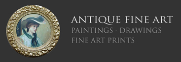 Antique Paintings and Pictures for sale
